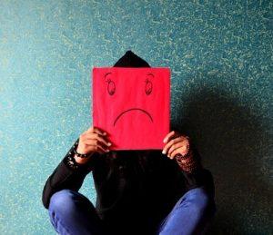 frustracion y tristeza